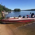 Nick V boat